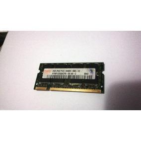 Memoria 2 Gb Ddr2 Sodimm Para Laptop Notebook Portatil