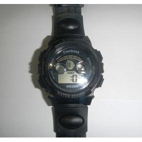 Reloj Sport Digital Luz Resistente Hora Niño Adolecent 785 @
