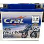 Bateria Cg 125 Fan Ks S/partida Eletrica + Forte 6ah Clm6d