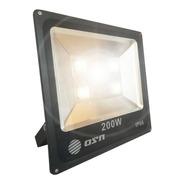 Reflector Led 200w Ip66 Bajo Consumo Canchas Frio ¡