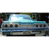 Repuestos Impala 1962
