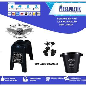 Kit Petisqueira Jack Daniel