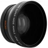 Lente .45x Wide Angle Titanium Lens Digital Visions