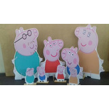 Kit Displays Peppa Pig 8 Peças