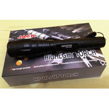 Lanterna Led Potente Tatica Lumen Bateria Recarregal Forte