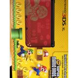Nintendo 3ds Xl Edición Especial De Mario Bros