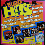 Vinilo Euro Hits Boney M Jean Michel Jarre 118