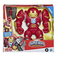 Marvel Súper Hero Adventures Mega Mighties Hulkbuster E6668