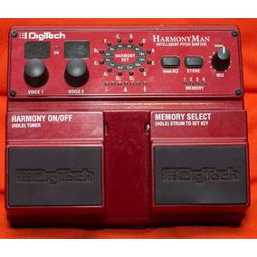 Digitech Harmony Man Pedal Guitarra Harmonyman
