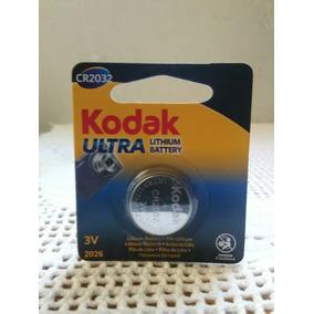 Pilas De Litio (boton) Cr2032 3v Kodak