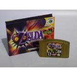 Zelda Majora´s Mask Juego Original Nintendo 64 Funcional