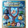 Muñecos Angry Birds Starwars Chifles X 4 Con Gomera Dia Niño