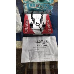 Equipo Sonido Dj Mixer Lmx-2000 Sin Uso En Caja Y Manuales.