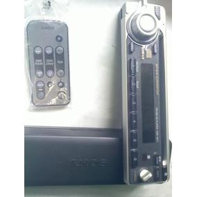 Radio Toca Disco Cd Cdx-6577 Sony Mobile Laser Novo Época 97