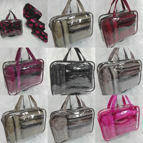 Kit Porta Cosmeticos, Organizador Viajero. 527-69-33-30x22