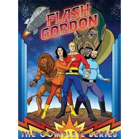 Flash Gordon Completo
