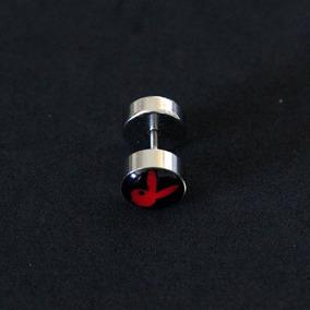 Piercing330 - Piercing De Aço Alargador Coelhinha Da Playboy