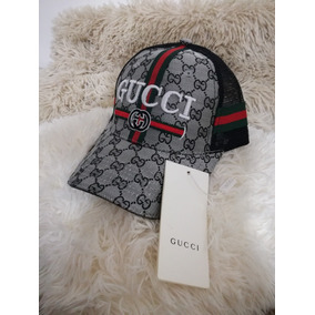 Gorro Gucci Gris