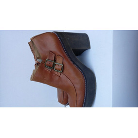 Zapato Cuero Suela 39