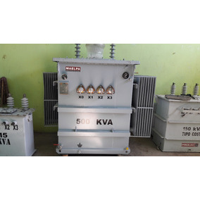 Transformador De 500 Kva