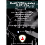 Clases Personalizadas De Guitarra Acústica Y/o Electrica