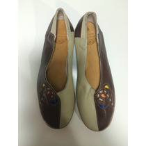 Sapato Couro Maria Bonita 36