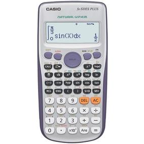 Calculadora Cientifica Fx-570 Es Plus Casio Original 2018