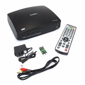 Decodificador Digital Coby Tv Abierta Hd Dtv-950