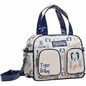 Bolsa Maternidade Pequenatigor T.tigre Nozes Original