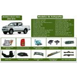 Accesorios Toyota Hilux