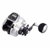 Carretilha Pesca Shimano Eletrica Force Master 400 Dh