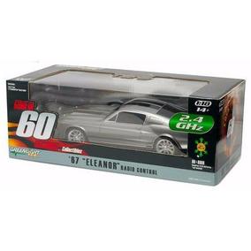 El333 1/18 Shelby Mustang 67 Eleanor 60 Seg Control Remoto