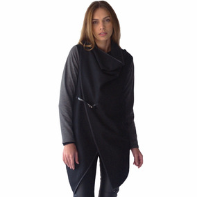 Abrigo Mujer Formal Casual Saco Gabardina Ligero Rack & Pack