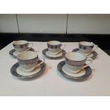 Jogo Café Porcelana Renner Donaire