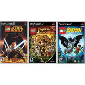 Patch Lego Collection Para Ps2 É Patche!