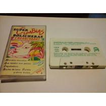 Super Cumbias Bolicheras Enganchadas Vol 1 Cassette
