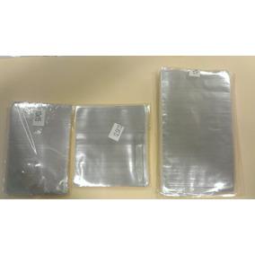 Bolsa Celofan Transparente 12x20 Cm Paquete 100 Unidades
