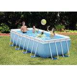 Piscina Estructural Intex 28317 4.88mt X 2.44mt X 1.07mt