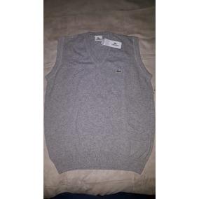 Chaleco Lacoste Sweater Varios Colores Nuevos!!