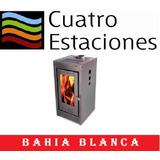 Salamadra A Leña Tromen Patagonia Bahia Blanca