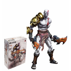 Kratos God Of War - Play Arts Kai God Of War Kratos