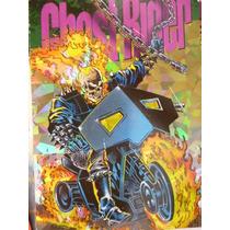 Ghost Rider / Marvel Comics Pepsi Cards Prisma 6 / Tarjetas