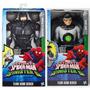 Titan Hero Series Ultimate Spiderman Doc Ock Rhino 30cm