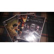 Comics Injustice 1-3