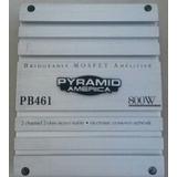 Amplificador Planta Pyramid Modelo Pb461 800 W
