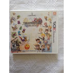 Game Theatrhythm Final Fantasy Para O Nintendo 3ds