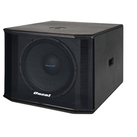 Caixa Som Oneal Obsb-2215-pt Subgrave Passivo 15 300wrms