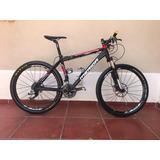 Bicicleta Mountain Bike Merida Hfs 2000-d Impecable