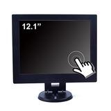 12.1 Monitor De Pantalla Táctil Lcd Pantalla Tft Para Comput