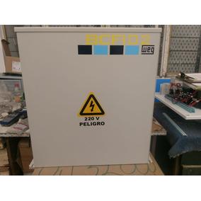 Banco De Capacitores Fijo 75 Kvar Weg A 480v C/interruptor T
